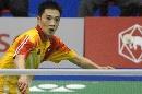图文:泰国羽毛球公开赛 陈宏晋级男单决赛