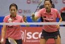 图文:泰国羽毛球公开赛 高��/黄穗晋级决赛