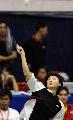图文:泰国羽毛球公开赛 中国香港队周蜜进决赛