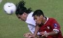 图文:[亚洲杯]泰国VS伊拉克 头球优势明显