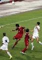 图文:[亚洲杯]泰国VS伊拉克 尤尼斯破门瞬间