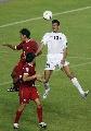 图文:[亚洲杯]泰国VS伊拉克 尤尼斯旱地拔葱