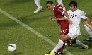 图文:[亚洲杯]泰国VS伊拉克 赛纳芒表现平平