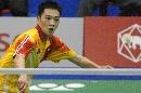 图文:泰国羽毛球公开赛 陈宏晋级决赛