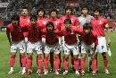 图文:亚洲杯韩国队阵容 热身赛首发显基本阵型