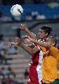 图文:[亚洲杯]澳洲1-1阿曼 吉斯诺博争顶
