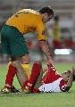 图文:[亚洲杯]澳洲1-1阿曼 尼尔安抚对手