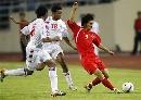 图文:[亚洲杯]越南VS阿联酋 速度优势