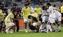 图文:[亚洲杯]日本1-1卡塔尔 安德雷斯疯狂庆祝
