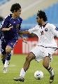 图文:[亚洲杯]日本1-1卡塔尔 远藤保仁突破未果
