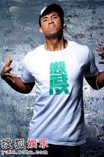 图:《青年汇》节目主持人黑人风采 - 1