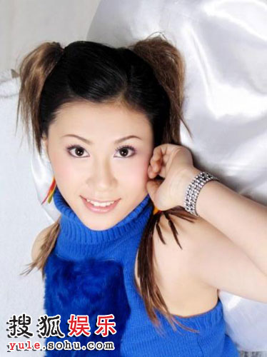 图:《青年汇》节目选手风采 - 茜茜3