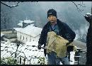经典人文地理-- 郝跃骏在拍摄现场(2003)