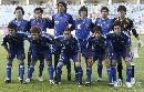 图文:日本1比1卡塔尔 日本队首发阵容