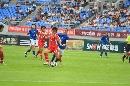 图文:[邀请赛]意大利-泰国 泰国后卫解围