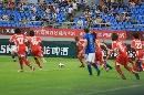 图文:[邀请赛]意大利-泰国 泰国门前混战