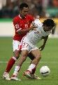图文:[亚洲杯]印尼VS巴林 巴巴转身突破