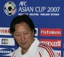 MALAYSIA SOCCER ASIAN CUP Zhu Guang Hu