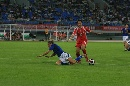 图文:[邀请赛]意大利-泰国 泰国球员突破