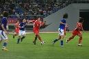 图文:[邀请赛]意大利-泰国 泰国球员连过数人
