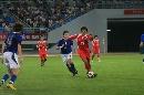 图文:[邀请赛]意大利-泰国 泰国球员连续过人
