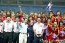 图文:[邀请赛]中国1-0墨西哥夺冠 幸福时刻