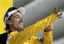 图文:环法赛第三赛段赛况 坎塞拉拉再穿领骑衫