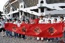 图文:[亚洲杯]中国5-1马来西亚 美女助威团