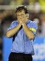 图文:[美洲杯]巴西7-6乌拉圭 弗拉射失点球