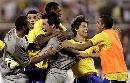 图文:[美洲杯]巴西7-6乌拉圭 卫冕冠军惊险晋级