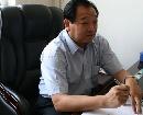 图文:许海峰个人官网开通 即将在网上诚心会友