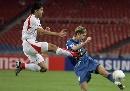 图文:[亚洲杯]伊朗2-1乌兹别克 哈什米安反抢