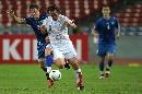 图文:[亚洲杯]伊朗2-1乌兹别克 卡里米提速