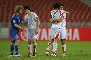 图文:[亚洲杯]伊朗2-1乌兹别克 对手与队友