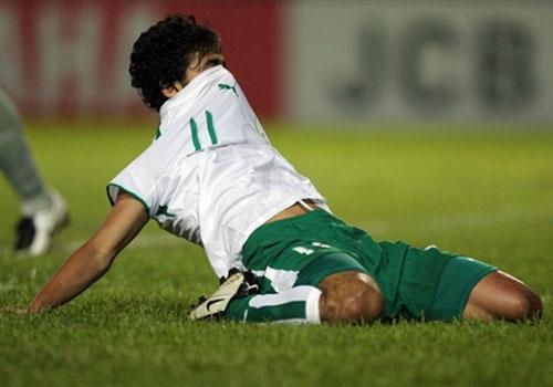 图文:[亚洲杯]韩国1-1沙特 失单刀无脸见人