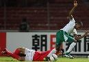 图文:[亚洲杯]韩国1-1沙特 马列克不可阻挡