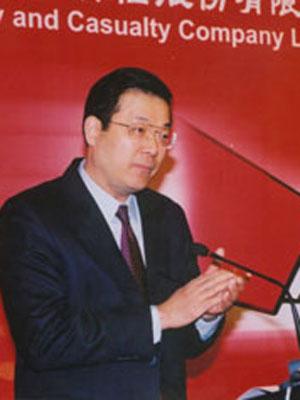 人保总裁王毅(来源:资料图片)