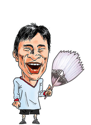 """与以前驰骋赛场不同,这次范志毅在亚洲杯当中的角色,变成了国足""""参谋"""""""