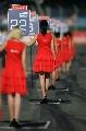 图文:[F1]英国大奖赛美女 优美的身姿