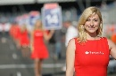 图文:[F1]英国大奖赛美女 她是头牌