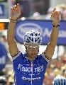 图文:2007环法第六赛段赛况 尽显舍我其谁霸气
