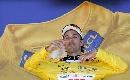 图文:2007环法第六赛段赛况 坎塞拉拉披上黄衫