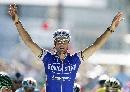 图文:环法大赛第六赛段 布南获得赛段冠军