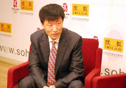 一汽-大众销售有限责任公司副总经理荆青春先生