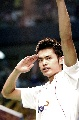 图文:[羽毛球]中国大师赛林丹夺冠 嚣张超级丹