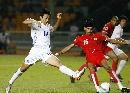 图文:[亚洲杯]韩国1-2巴林 双方队员奋力拼抢