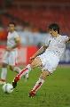 图文:[亚洲杯]中国2-2伊朗 泰穆里安弯弓搭箭