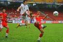 图文:[亚洲杯]中国2-2伊朗 泰穆里安弹跳惊人
