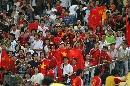 图文:[亚洲杯]中国2-2伊朗 球迷欢送国足下场