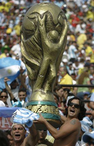 图文:[美洲杯]阿根廷VS巴西 96